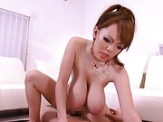 Hitomi Tanaka Babe and her boyfriend get ready for position 69