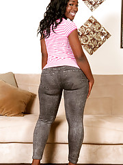 Huge Ass in Jeans
