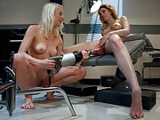 Lily LaBeau rims Lorelei Lee