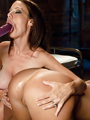 Anal submissive sluts Mckenzie Lee and Katie Summers dominated and fucked!