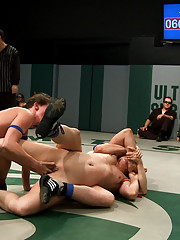 BATTLE OF THE CHAMPIONS! TAG TEAM ACTION: Last seasons top 4 battle in brutal Tag Team Action! Final Wrestling round!
