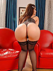 Big Ass and Stockings