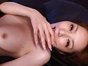 Kaede Fuyutsuki gets laid like crazy and has cum on sexy belly