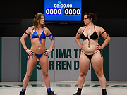 SEASON 8 CHAMPIONSHIP MATCH: The 16-girls tournament is over. Two warriors battle for the trophy One wins it all, the other gets fucked like a slut.
