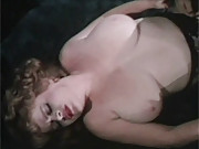 Busty retro naked beauty shagged by a dude