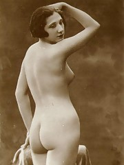 Posing their gorgeous tight butts in twenties