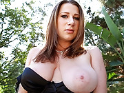 Huge hungarian tits katherine gets nailed hard in these pole riding pics and big movies