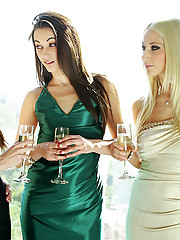 3 super hot little teens fucked hard in these lesbian lover fucking party pics