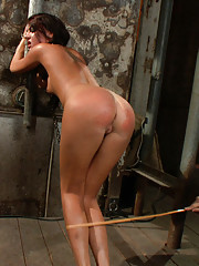 19 year old slave girl fucked in hardcore BDSM sex!