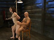 One day of sexual slave training wasn