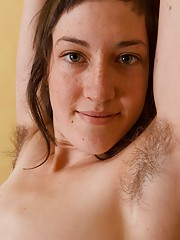 Young Hairy Pussy