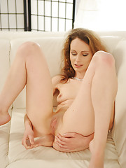 A French juicy cherry who really enjoys sensual candle play in the dim light of her apartment and is willing to open herself up for anal sex inspection by fans... she really does a great job explainin...