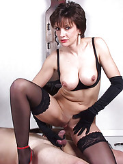 British milf dominatrix lady sonia