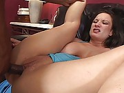 Cock Hungry MILF Wants Dark Meat
