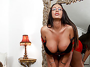 Boobs in Glasses