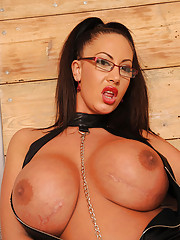 Big Tits Glasses