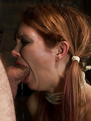 Warning: Rough sexual violence, catastrophic skull fucking & deep throating.  Massive squirting & brutal orgasms, deep anal fucking total destruction.