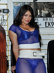 Hot ass latina fucked hard in her fishnet leggings hot real amateur pawn shop sex parties