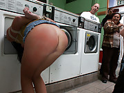 No amount of detergent will cleanse this dirty whore!