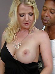 Interracial Busty Moms