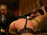 During this update the party moves from dinner to the lounge for some hot sex, BDSM, and bondage