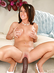 Belle Cole in I Love Big Toys 29 at StretchedOutSnatch.com!!!