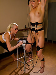Sweet and spunky, Jessie Cox, bites off more that she can chew when she hires blonde bombshell yet unorthodox personal trainer, Lorelei Lee.