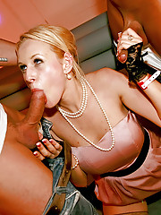 Drunk horny girls love showering at a club