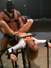 Watch your favorite superheroines defeated restrained, and fucked mercilessly.