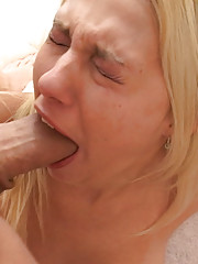 Genesis wasn't much for talking, she was ready to get fucked up and fuck her brains out.