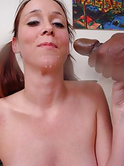 Silly bitch Kaci was a virgin to monster cock, and we were well versed in the art of pounding white sluts stupid.