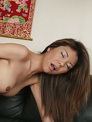 Lola is a seductive little Asian sex pot who is training to be a massage therapist.
