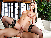 Carolyn Reese Wants Some Alpha Male Cock