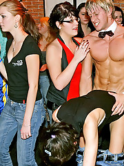 Strippers shagging willing but drunk chicks