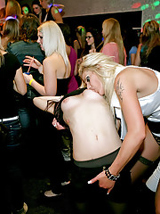 Girls at local club fucking other men hard