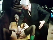 Retro Dutch porn group sucking and fucking