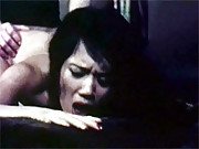 Brunettes hairy retro snatch filled with cock