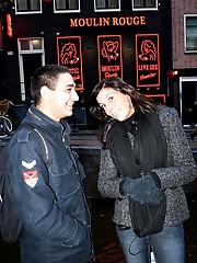 Amsterdam prostitutes screwed by horny guys
