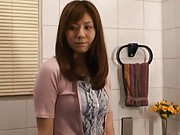 Yuma Asami Asian is expected by fellow that rubs his phallus