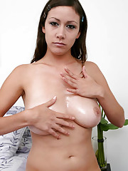 Nor-Cal cutie Stacy likes her giganto-mams and was willing to swing her sexy milk jugs our way for a little taste.