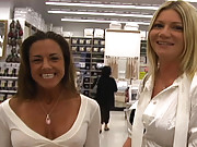 These 2 hot milfs get the ride of their lives in these super sexy movie clips