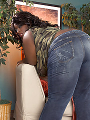 Young Ass in Jeans