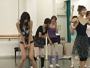Natsumi Horiguchi gets horny in public being sexually teased