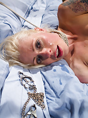 Lorelei Lee has her fantasies come true getting dominated and fucked by Francesca Le