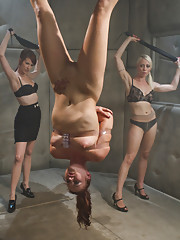 Two kinky doctors buy a prostitute and do sadistic and kinky sexual medical fetish experiments on her and have multiple orgasms!