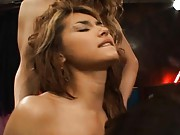 Maria Ozawa and girlfriends in some very hot lesbian action
