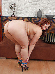 Phat Mature Ass