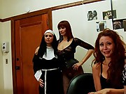 Behind the scenes footage into the intimate life of Monique Alexander