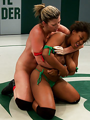 Rookie Sara Jay faces off against one of US