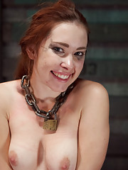 Melody Jordan is tested live for the members to decide if she should receive a full training.